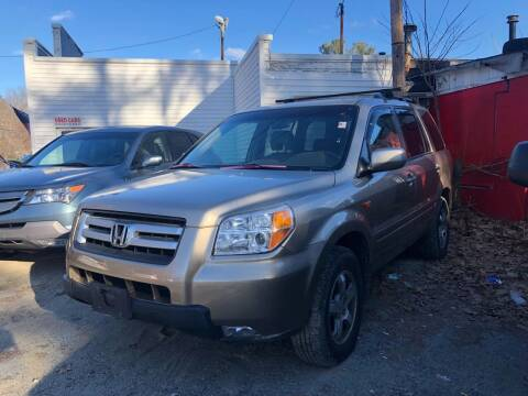 2007 Honda Pilot for sale at Royal Crest Motors in Haverhill MA