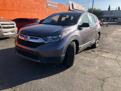 2018 Honda CR-V for sale at City Motors in Hayward CA
