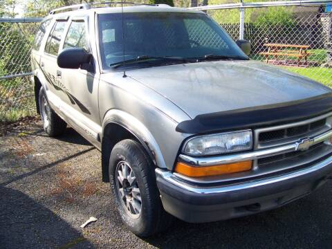 2000 Chevrolet Blazer for sale at Collector Car Co in Zanesville OH