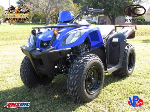 2021 Kymco MXU 150x for sale at High-Thom Motors - Powersports in Thomasville NC