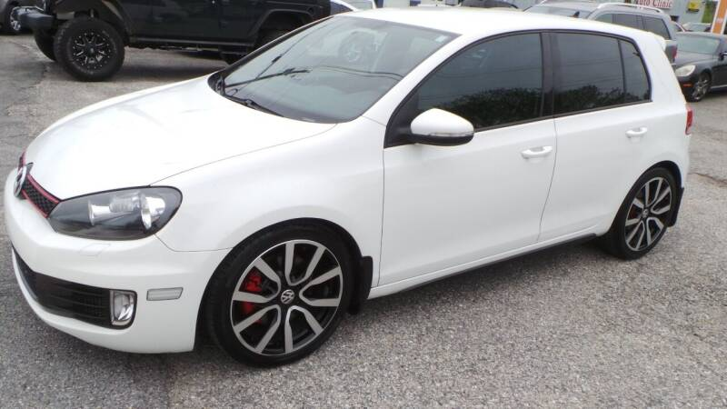 2014 Volkswagen GTI for sale at Unlimited Auto Sales in Upper Marlboro MD
