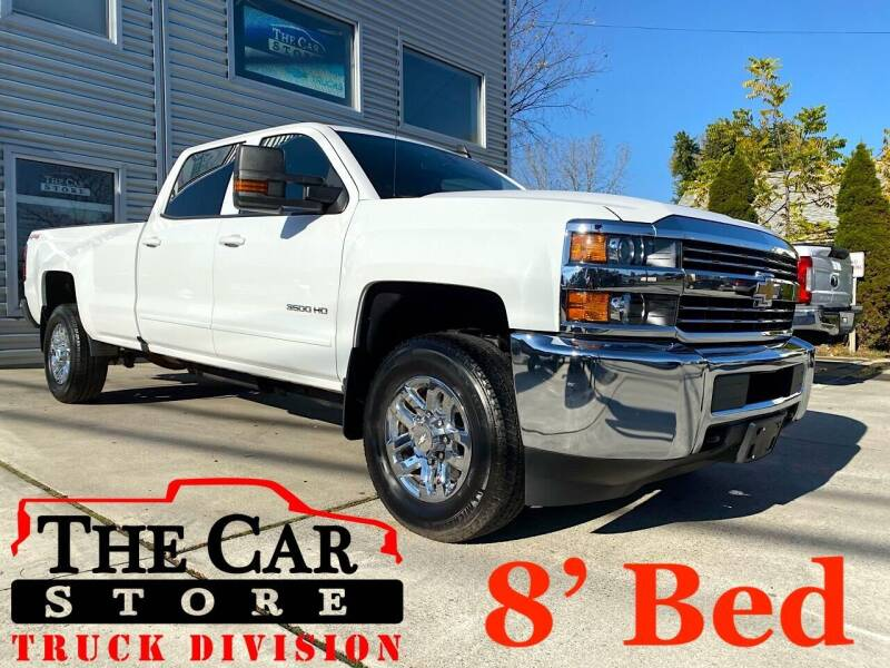 2018 Chevrolet Silverado 3500HD for sale at The Car Store Inc in Albany NY
