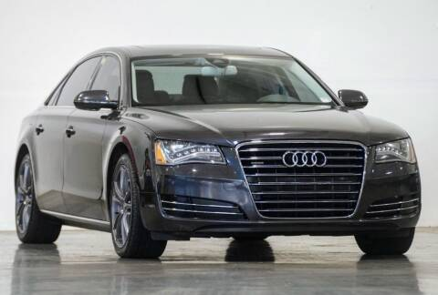 2011 Audi A8 L for sale at MS Motors in Portland OR