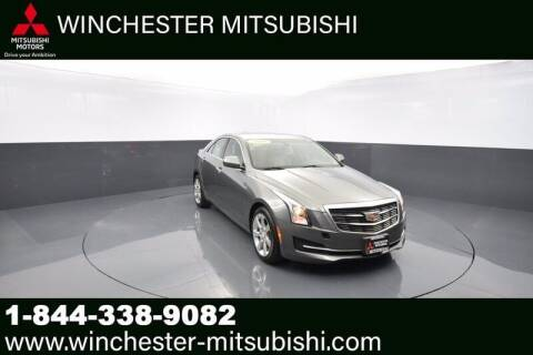 2016 Cadillac ATS for sale at A-1 Auto Sales in Winchester VA