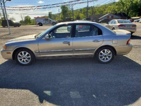 2004 Kia Optima for sale at Knoxville Wholesale in Knoxville TN