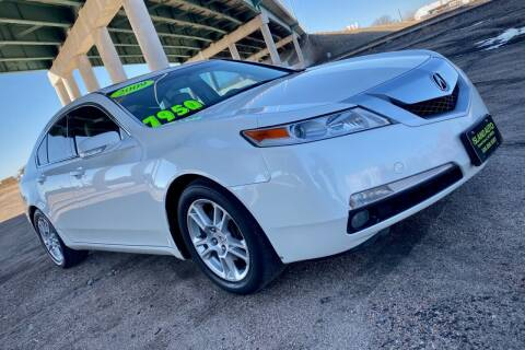 2009 Acura TL for sale at Island Auto Express in Grand Island NE
