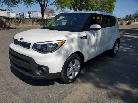2018 Kia Soul for sale at Matador Motors in Sacramento CA