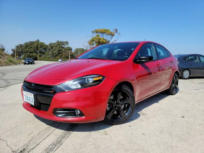 2014 Dodge Dart for sale at L.A. Vice Motors in San Pedro CA