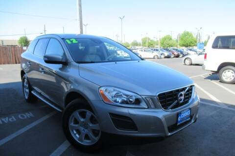 2012 Volvo XC60 for sale at Choice Auto & Truck in Sacramento CA