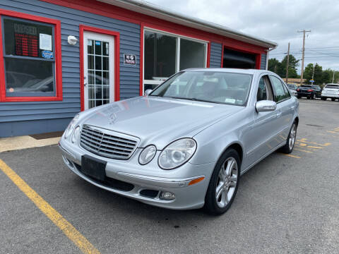 2006 Mercedes-Benz E-Class for sale at Top Quality Auto Sales in Westport MA