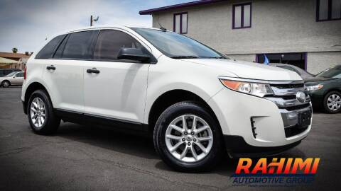 2013 Ford Edge for sale at Rahimi Automotive Group in Yuma AZ