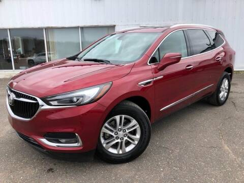 2018 Buick Enclave for sale at STATELINE CHEVROLET BUICK GMC in Iron River MI