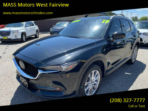 2019 Mazda CX-5 for sale at MASS Motors West Fairview in Boise ID