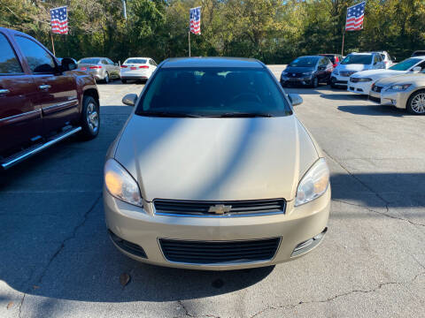 2011 Chevrolet Impala for sale at J Franklin Auto Sales in Macon GA