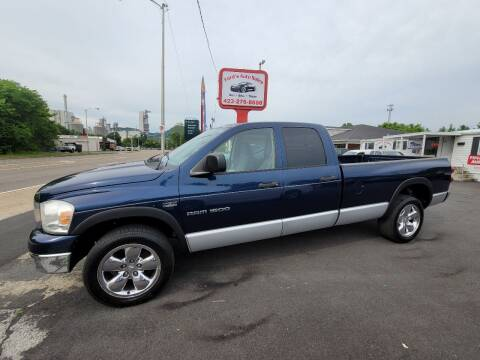 2007 Dodge Ram Pickup 1500 for sale at Ford's Auto Sales in Kingsport TN
