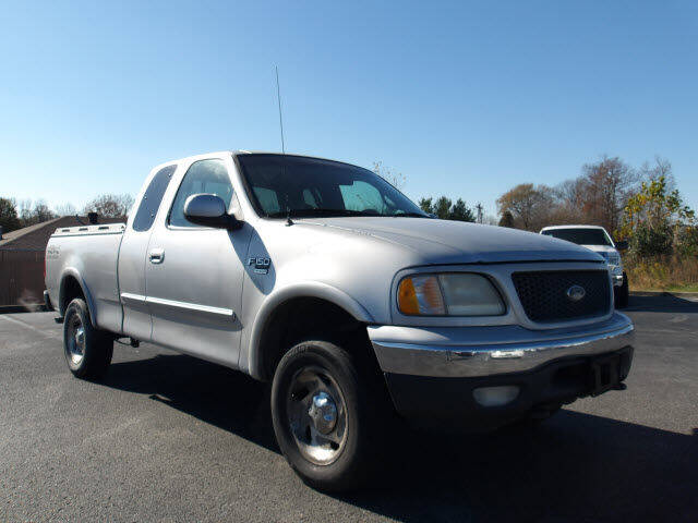 2000 Ford F-150 for sale at TAPP MOTORS INC in Owensboro KY