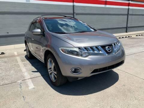 2009 Nissan Murano for sale at Diana Rico LLC in Dalton GA