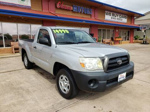 2005 Toyota Tacoma for sale at Ohana Motors in Lihue HI