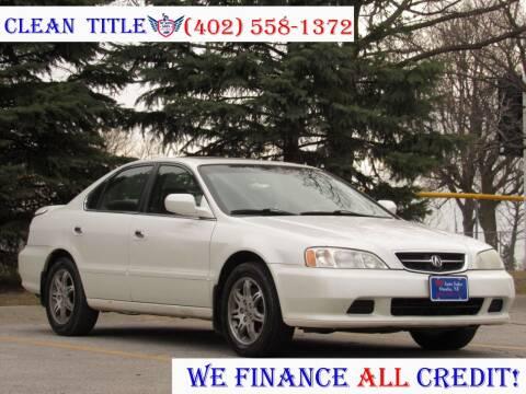 2000 Acura TL for sale at NY AUTO SALES in Omaha NE