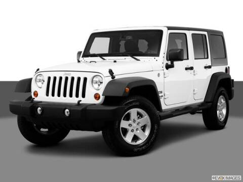 2013 Jeep Wrangler Unlimited for sale at West Motor Company in Hyde Park UT