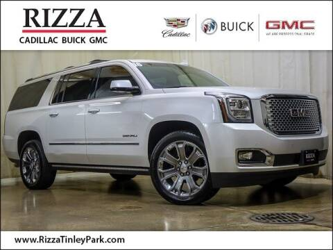 2016 GMC Yukon XL for sale at Rizza Buick GMC Cadillac in Tinley Park IL