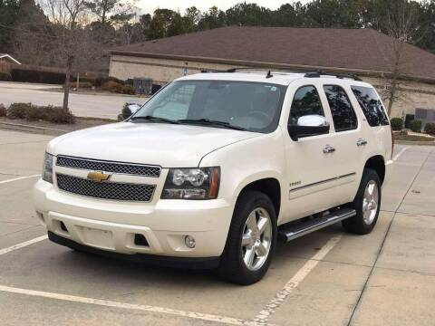 2013 Chevrolet Tahoe for sale at Two Brothers Auto Sales in Loganville GA