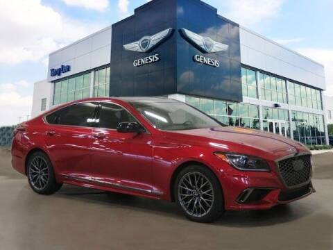 2020 Genesis G80 for sale at Terry Lee Hyundai in Noblesville IN