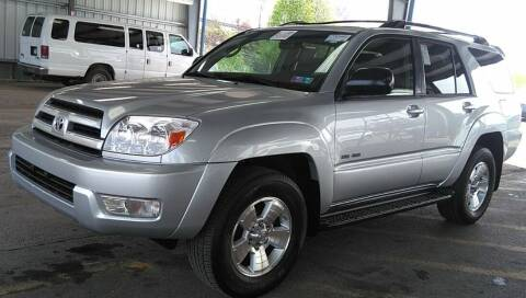 2004 Toyota 4Runner for sale at Waukeshas Best Used Cars in Waukesha WI