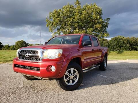 2011 Toyota Tacoma for sale at Laguna Niguel in Rosenberg TX