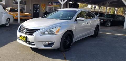 2014 Nissan Altima for sale at Vehicle Liquidation in Littlerock CA