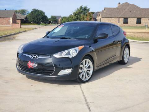 2015 Hyundai Veloster for sale at Chihuahua Auto Sales in Perryton TX