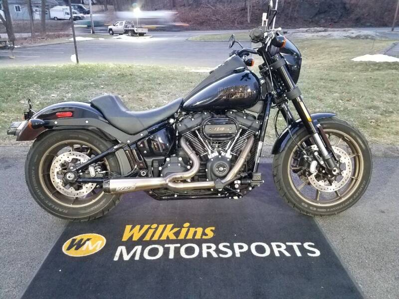 2020 Harley-Davidson Softail Low Rider S for sale at WILKINS MOTORSPORTS in Brewster NY