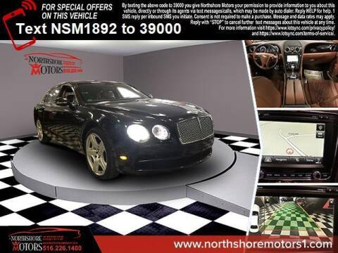2015 Bentley Flying Spur for sale at Sunrise Auto Outlet in Amityville NY