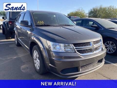 2015 Dodge Journey for sale at Sands Chevrolet in Surprise AZ