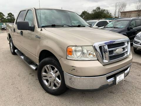 2007 Ford F-150 for sale at KAYALAR MOTORS Mechanic in Houston TX