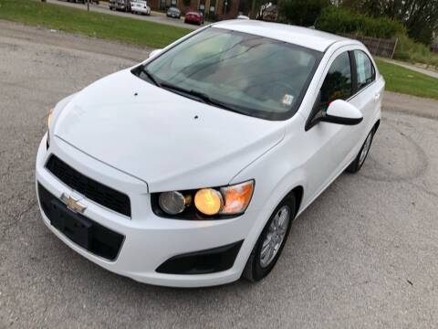 2012 Chevrolet Sonic for sale at Supreme Auto Gallery LLC in Kansas City MO