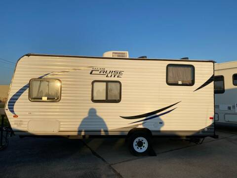 2013 Salem Cruise Lite 195BH for sale at MJ'S Sales in O'Fallon MO