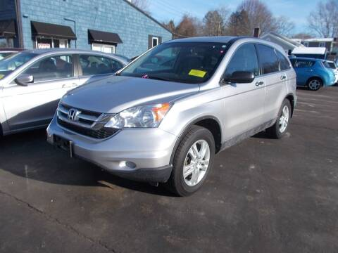 2011 Honda CR-V for sale at MATTESON MOTORS in Raynham MA