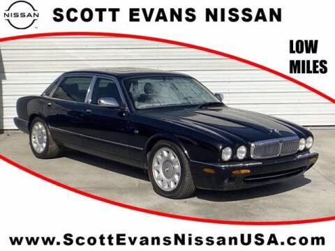 1999 Jaguar XJ-Series for sale at Scott Evans Nissan in Carrollton GA