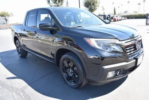 2017 Honda Ridgeline for sale at DIAMOND VALLEY HONDA in Hemet CA