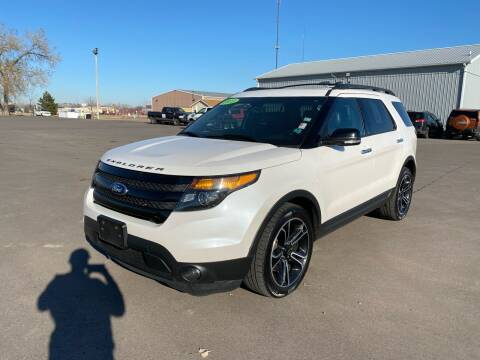2013 Ford Explorer for sale at De Anda Auto Sales in South Sioux City NE