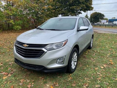 2018 Chevrolet Equinox for sale at CItywide Auto Credit in Oregon OH