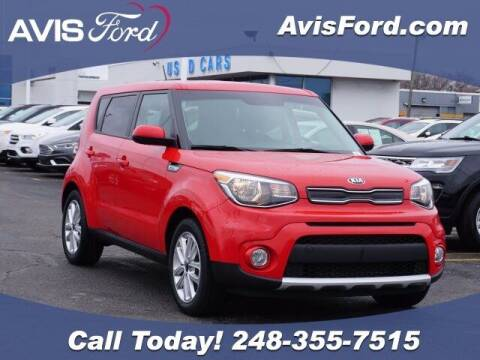 2017 Kia Soul for sale at Work With Me Dave in Southfield MI