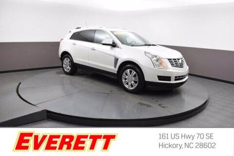 2015 Cadillac SRX for sale at Everett Chevrolet Buick GMC in Hickory NC