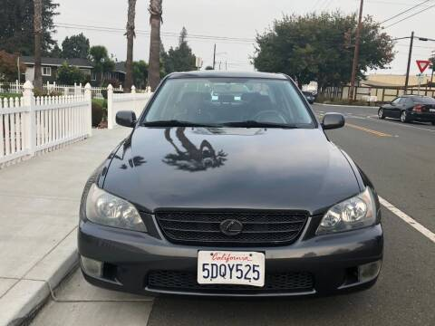 2003 Lexus IS 300 for sale at OPTED MOTORS in Santa Clara CA