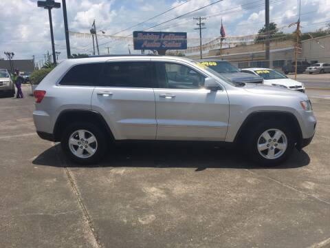 2012 Jeep Grand Cherokee for sale at Bobby Lafleur Auto Sales in Lake Charles LA