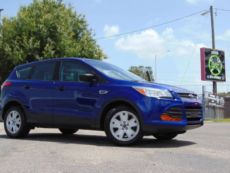 2016 Ford Escape for sale at Ratchet Motorsports in Gibsonton FL