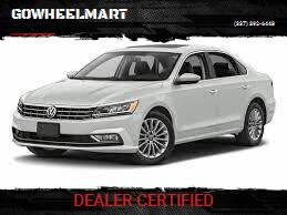 2017 Volkswagen Passat for sale at GOWHEELMART in Leesville LA