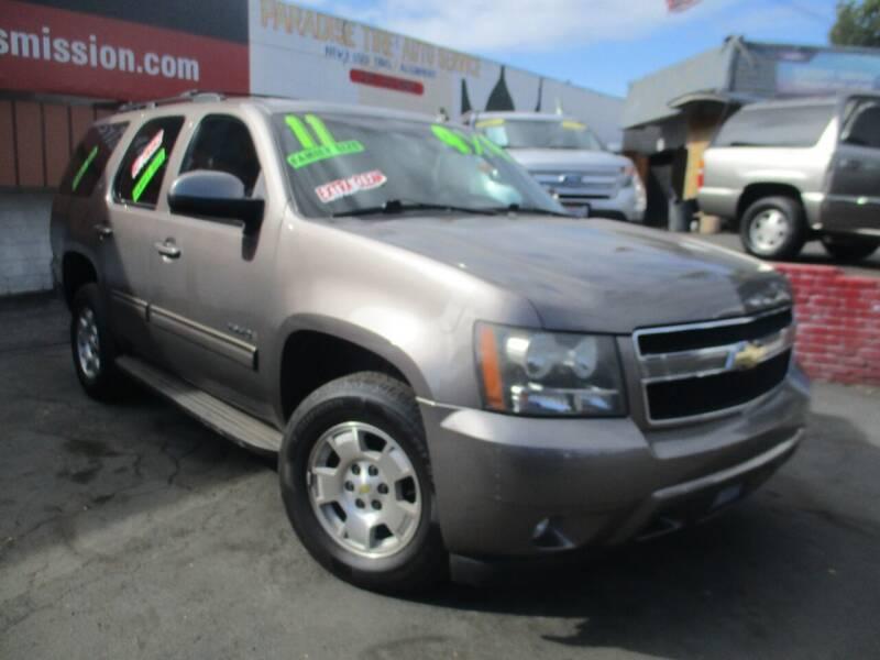 2011 Chevrolet Tahoe for sale at Quick Auto Sales in Modesto CA