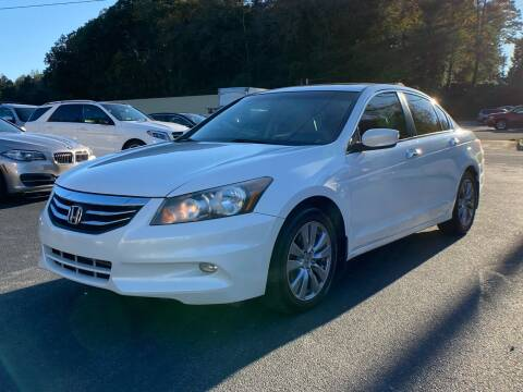 2012 Honda Accord for sale at Luxury Auto Innovations in Flowery Branch GA